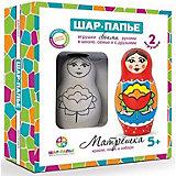 """Набор Шар Папье """"Матрёшка"""""""