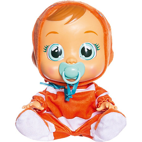 Плачущий младенец IMC Toys Cry Babies Flipy от IMC Toys