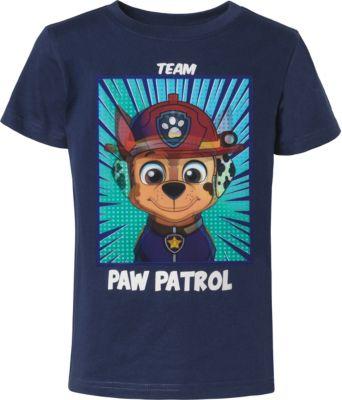 PAW PATROL Jungen Team T-Shirt