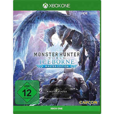 XBOXONE Monster Hunter World: Iceborne Master Edition (Add-On)