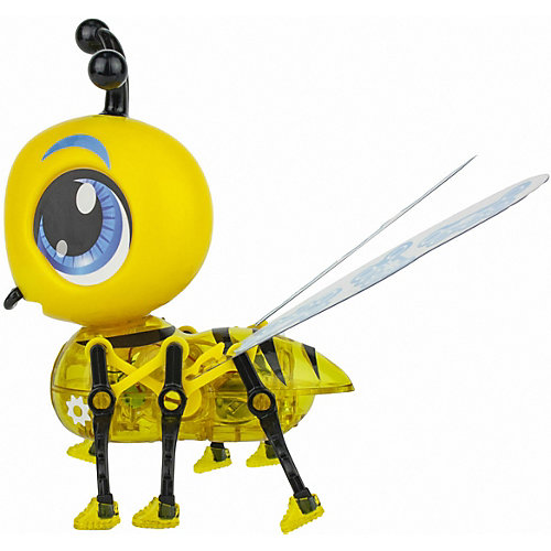 Игрушка 1Toy РобоЛайф Пчелка интерактивная от 1Toy