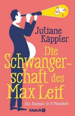Buch - Die Schwangerschaft des Max Leif
