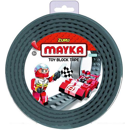 """Скотч-лента Mayka """"Гибкая лента-скотч для кубиков"""" Дорога, 1,2м/3см от ZURU"""