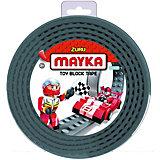 "Скотч-лента Mayka ""Гибкая лента-скотч для кубиков"" Дорога, 1,2м/3см"