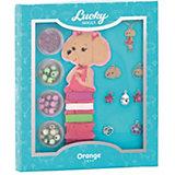 Набор для создания украшений Orange Lucky Doggy Пудель