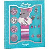 Набор для создания украшений Orange Lucky Doggy Бульдог