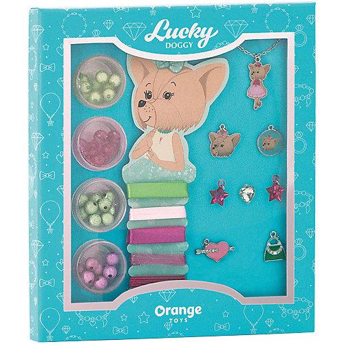 Набор для создания украшений Orange Lucky Doggy Йорк от Orange