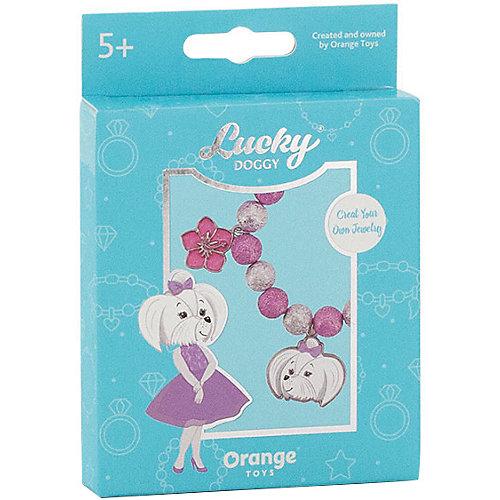 Набор для создания браслета Orange Lucky Doggy Мальтезе от Orange