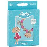 Набор для создания браслета Orange Lucky Doggy Пудель