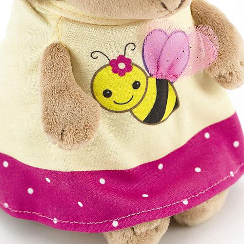 Мягкая игрушка Orange Life Ежинка Колючка: Пчёлка, 20 см от Orange