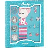 Набор для создания украшений Orange Lucky Doggy Чихуахуа