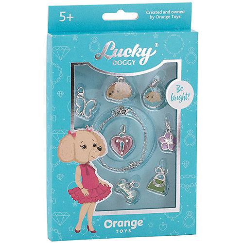 Набор с браслетом Orange Lucky Doggy Пудель от Orange