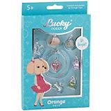 Набор с браслетом Orange Lucky Doggy Пудель