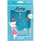 Набор украшений Orange Lucky Doggy Чихуахуа