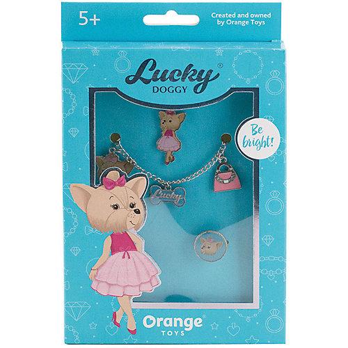 Набор украшений Orange Lucky Doggy Йорк от Orange