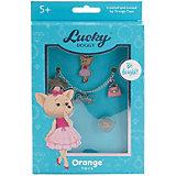 Набор украшений Orange Lucky Doggy Йорк