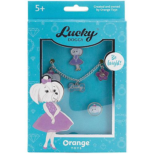 Набор украшений Orange Lucky Doggy Мальтезе от Orange