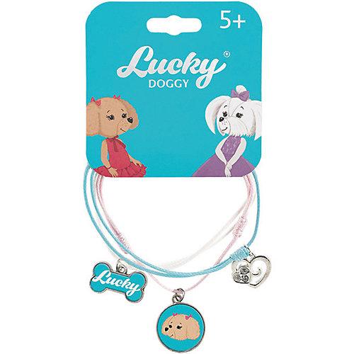 Верёвочный браслет Orange Lucky Doggy, с Пуделем от Orange