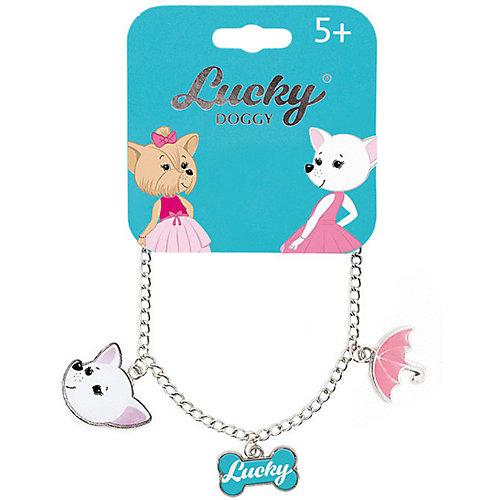 Браслет-цепочка Orange Lucky Doggy, с Чихуахуа от Orange