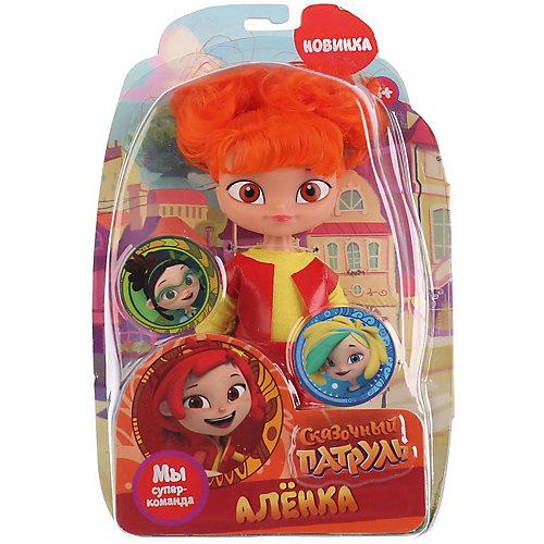 "Мини-кукла Карапуз ""Сказочный патруль"" Алёнка, 15 см от Карапуз"