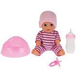 Интерактивная кукла-пупс Карапуз Яночка, 20 см