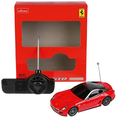 Радиоуправлемая машинка Rastar Ferrari 599 GTO, 1:32 от Rastar