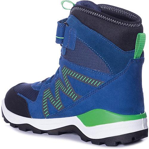 Ботинки ECCO - синий от ecco