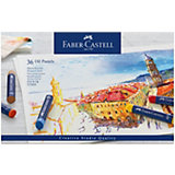 Пастель масляная Faber-Castell Oil Pastels, 36 цветов