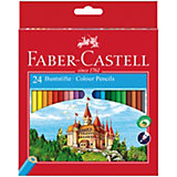 Карандаши цветные Faber-Castell, 24 цвета