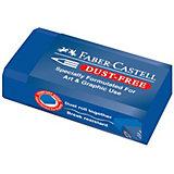 Ластик Faber-Castell Dust-Free, синий