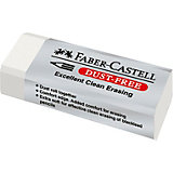 Ластик Faber-Castell Dust Free, белый