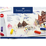 Пастель Faber-Castell Soft pastels, 72 цвета, мини