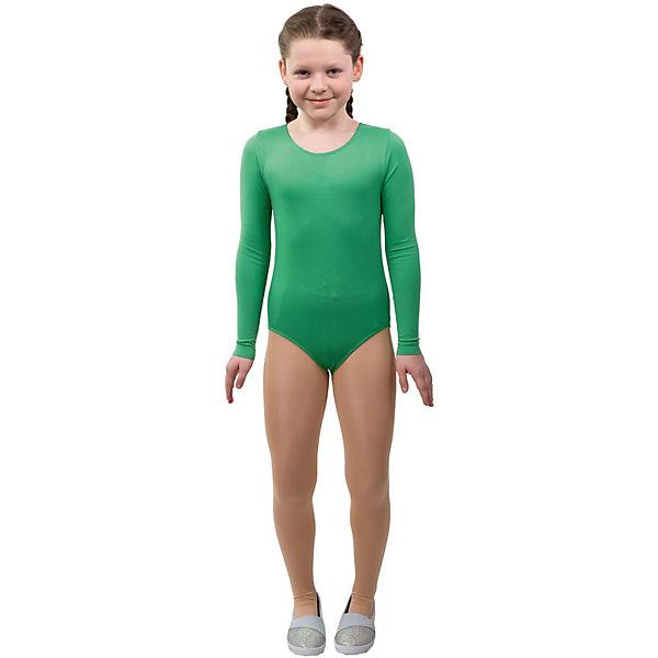 Body grün Langarm, Orlob Karneval Ajc3Tr