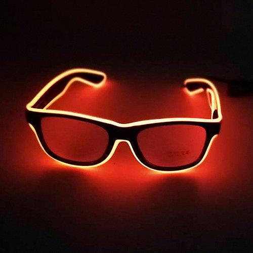 Очки Патибум Orange, с подсветкой от Патибум