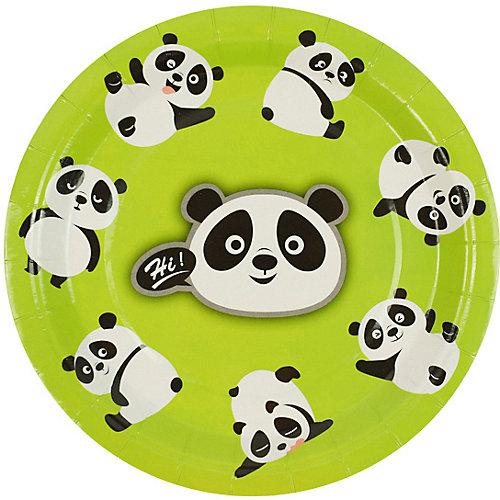 Комплект тарелок Патибум, Панда от Патибум