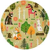 Комплект тарелок Патибум, Лесные жители