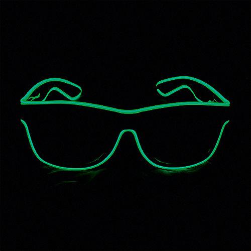Очки Патибум Green, с подсветкой от Патибум