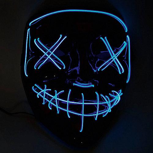 Маска Патибум Blue, c подсветкой от Патибум