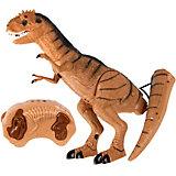 Радиоуправляемый динозавр Наша Игрушка, со светом и звуком