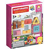 Магнитный конструктор MAGFORMERS Maggy's House Set, 33 элемента