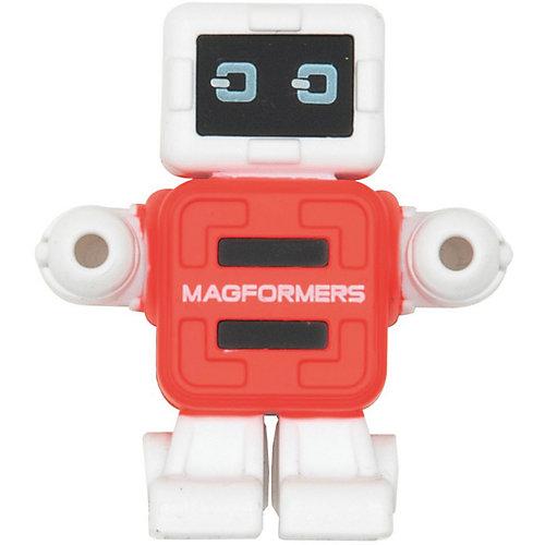 Магнитный конструктор MAGFORMERS Minibot's Kitchen Set, 33 элемента от MAGFORMERS