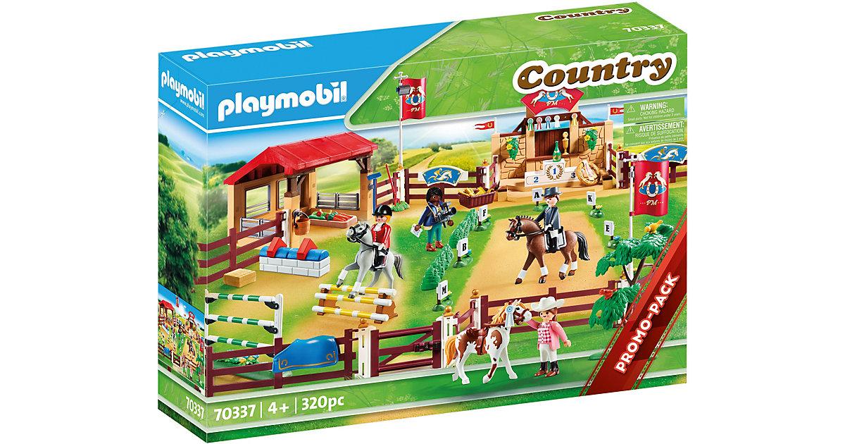 PLAYMOBIL® Country 70337 Mega-Set Reit-Turnierplatz