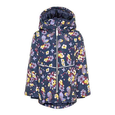 Name it Winterjacke Blumenprint Winterjacken