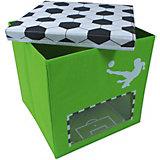 Коробка для хранения Store it Football Gooal
