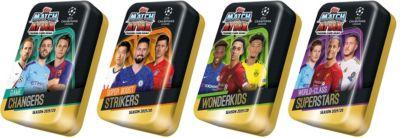 UEFA Champions League MEGA TIN DOSE Saison 2019 2020, UEFA