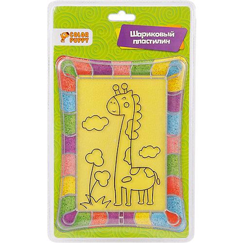 """Картина из пластилина Color Puppy """"Жирафик"""" от Color Puppy"""