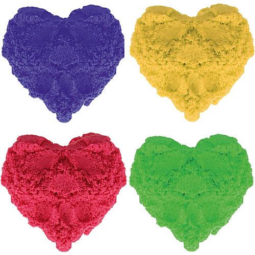 Кинетический песок Color Puppy  с формочками от Color Puppy