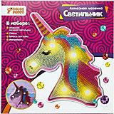 """Алмазная мозаика-светильник Color Puppy """"Единорог"""""""