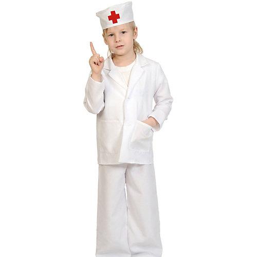 """Карнавальный костюм Карнавалофф """"Доктор"""" - разноцветный от Карнавалофф"""