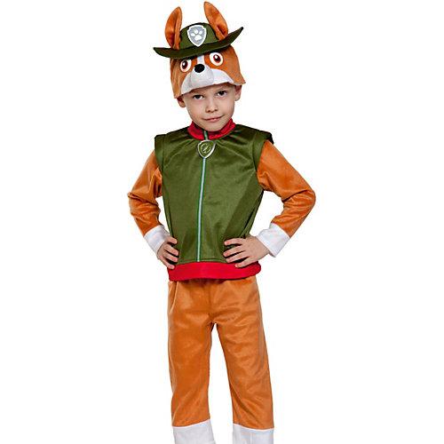 """Карнавальный костюм Карнавалофф """"Щенячий патруль. Трекер"""" - разноцветный от Карнавалофф"""